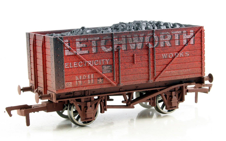 Letchworth 8 Plank Wagon (Weathered)