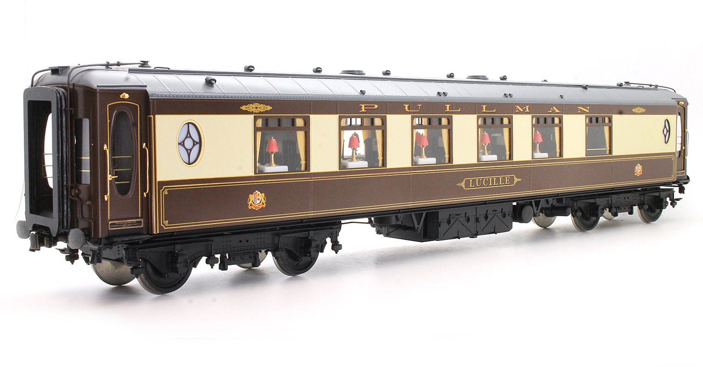 """Lucille"" 1st Class Pullman Parlour Car"