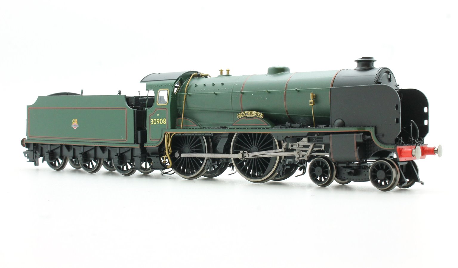BR Green 4-4-0 Westminster Schools Class - Early BR Locomotive 30908