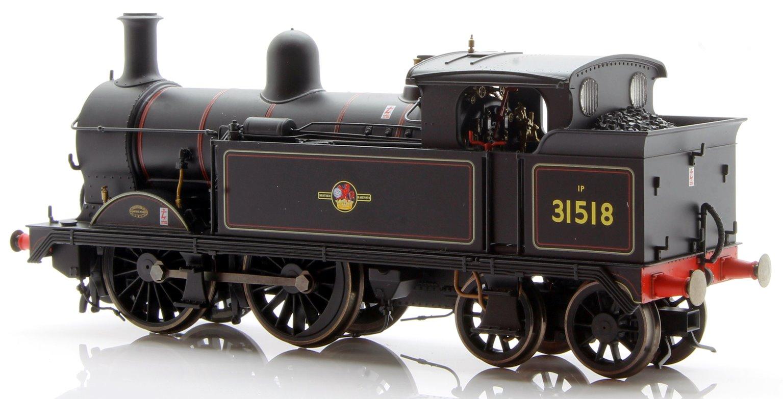 Wainwright H Class 0-4-4T Late BR Locomotive 31518
