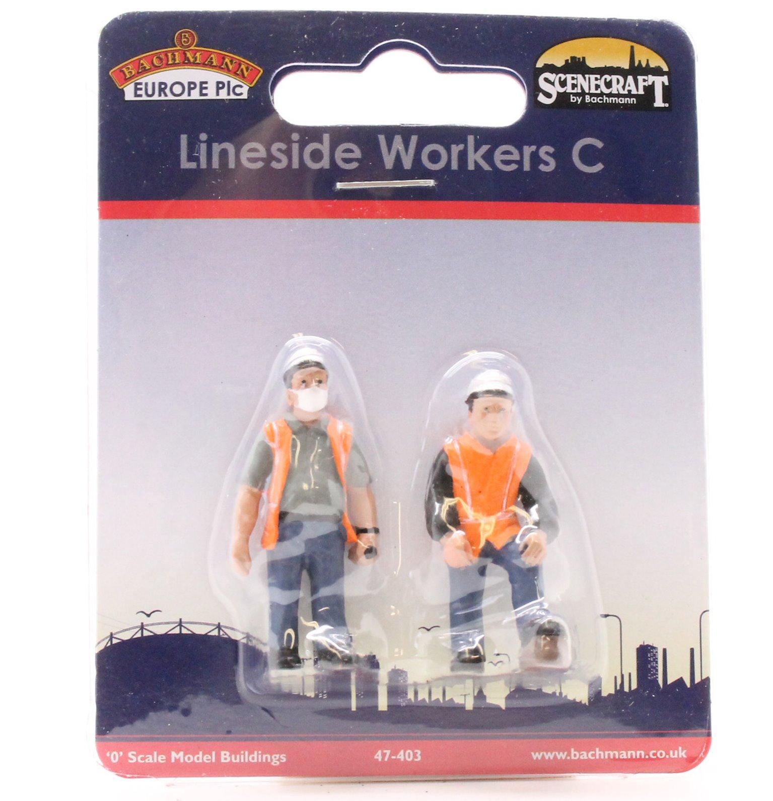 Lineside Workers C