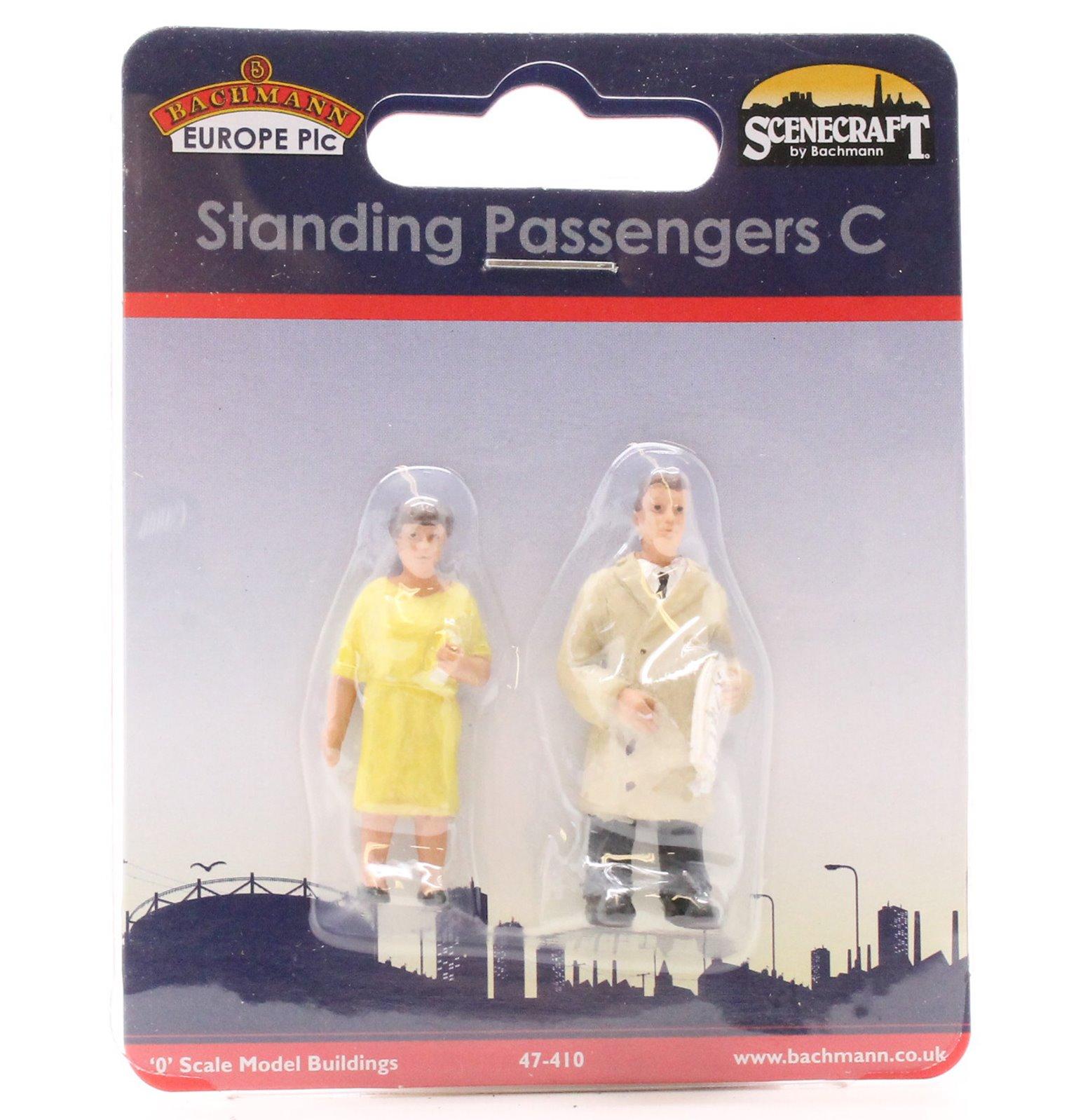 Standing Passengers C