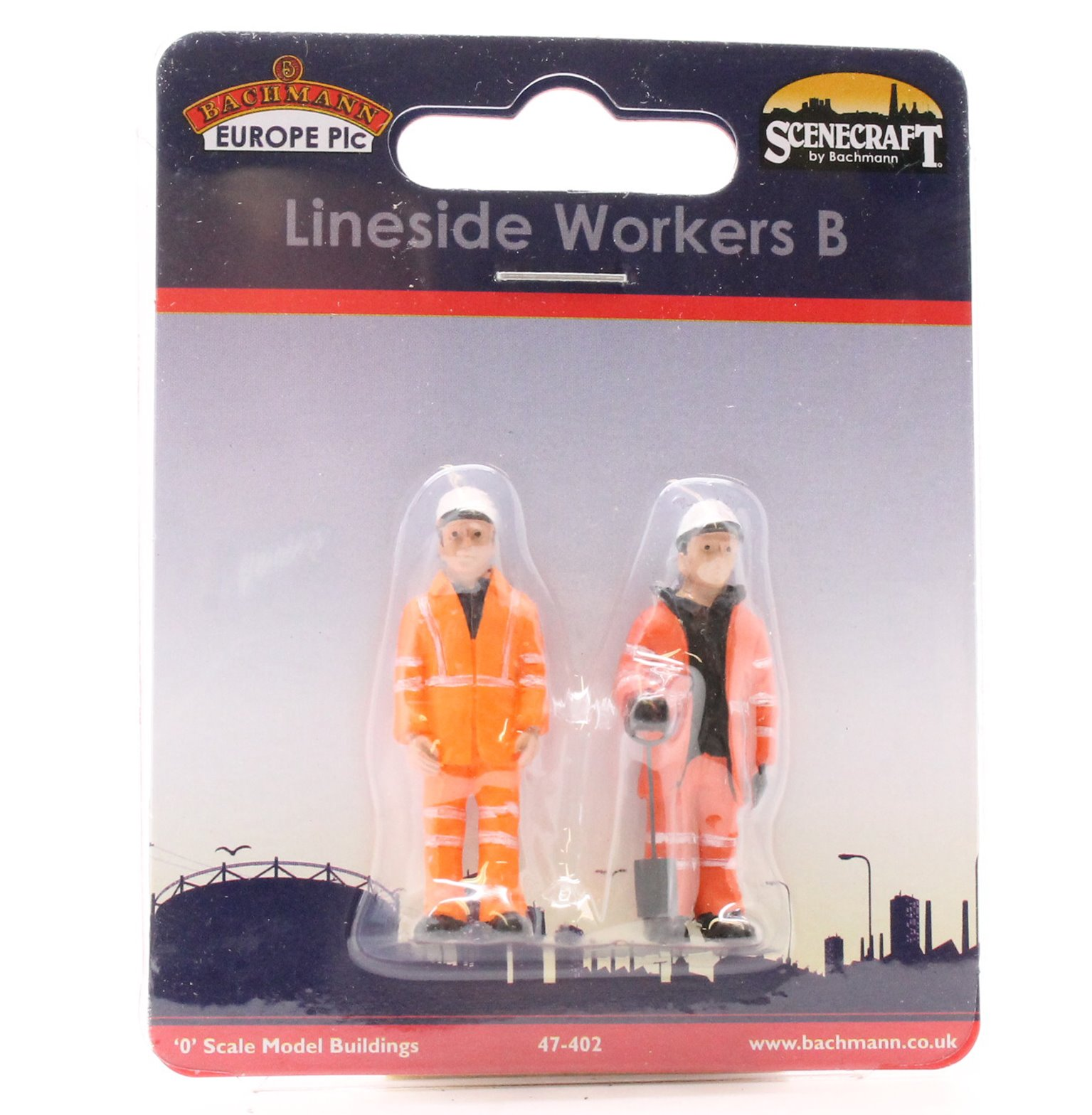 Lineside Workers B