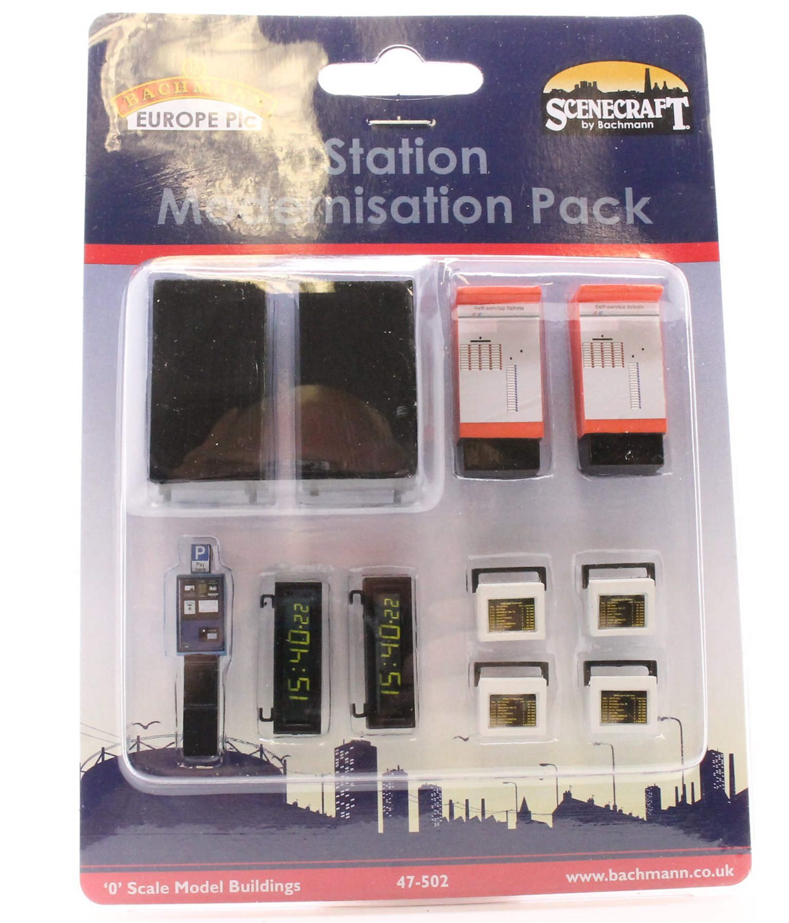 Station Modernisation Pack