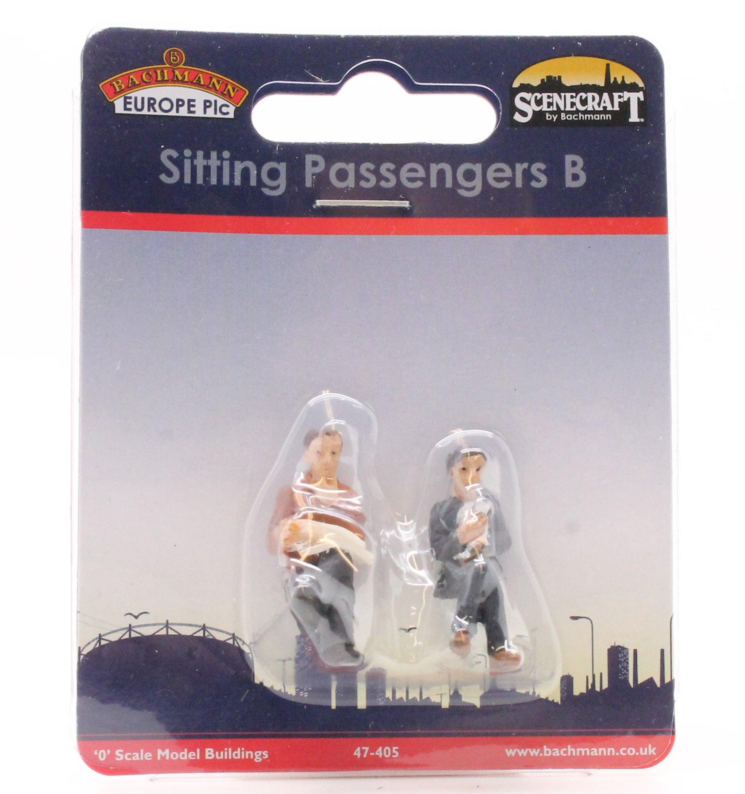 Sitting Passengers B