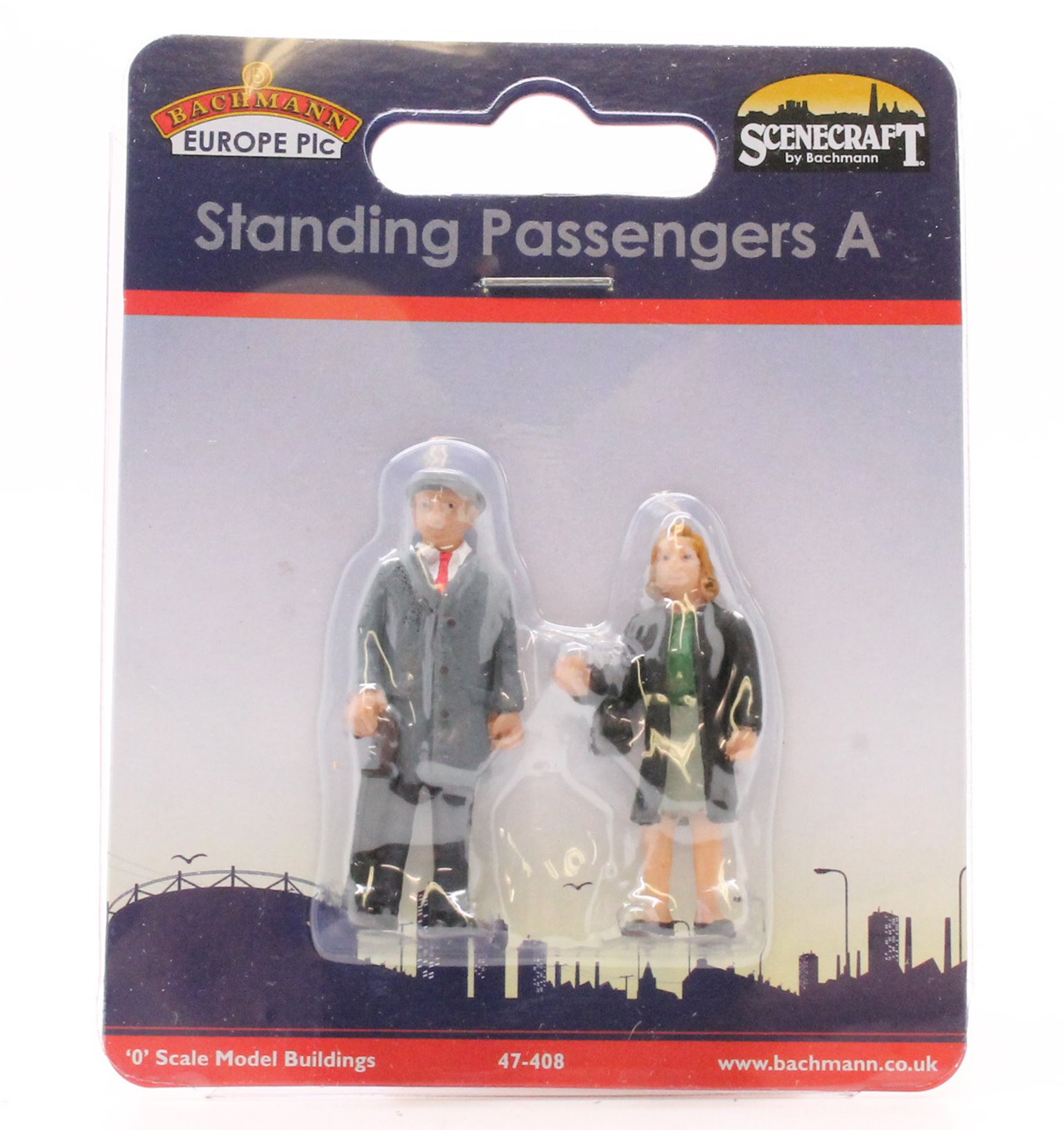 Standing Passengers A