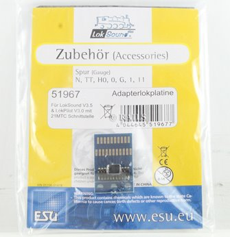 21 pin adapter board