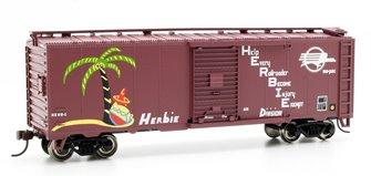 40 Box Car Missouri Pacific 'Herbie'