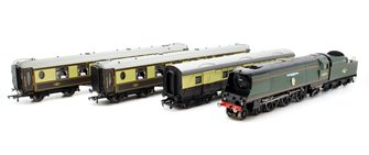 Sir Winston Churchill's Funeral Train Train Pack - Limited Edition