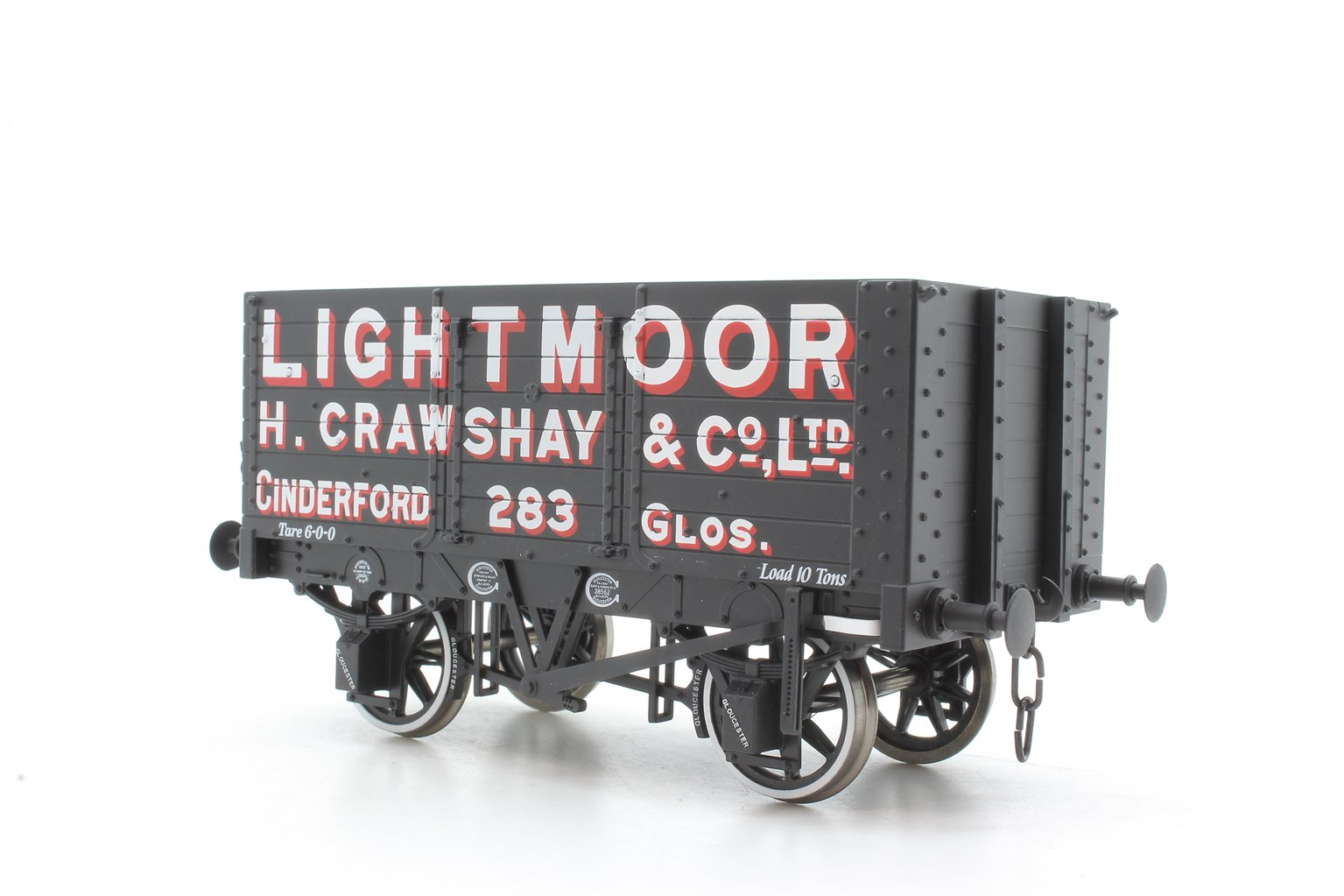 7-plank open wagon - Lightmoor