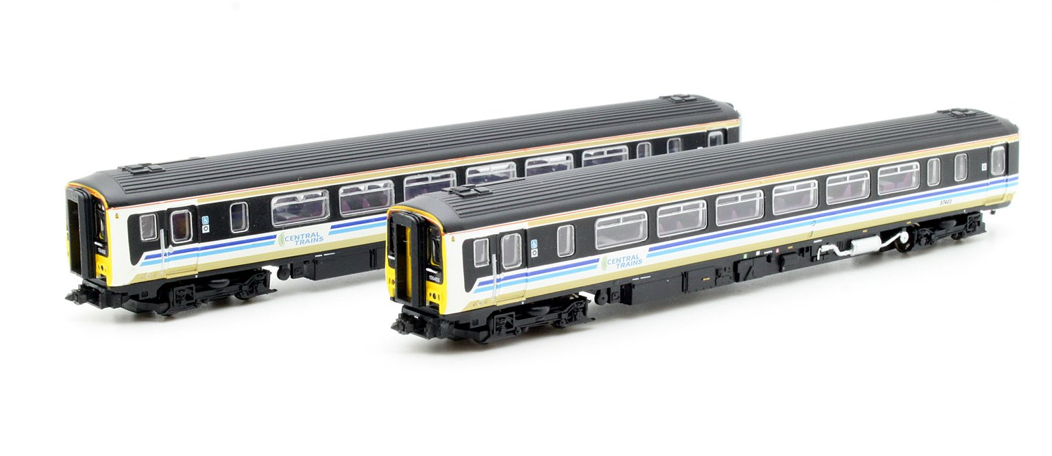 Class 156 '156403' Central Trains Express Livery
