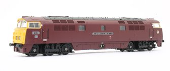 Western Gladiator BR Maroon FYE D1016 - DCC Fitted