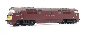 Western Dragoon BR Maroon SYP D1034 - DCC Fitted