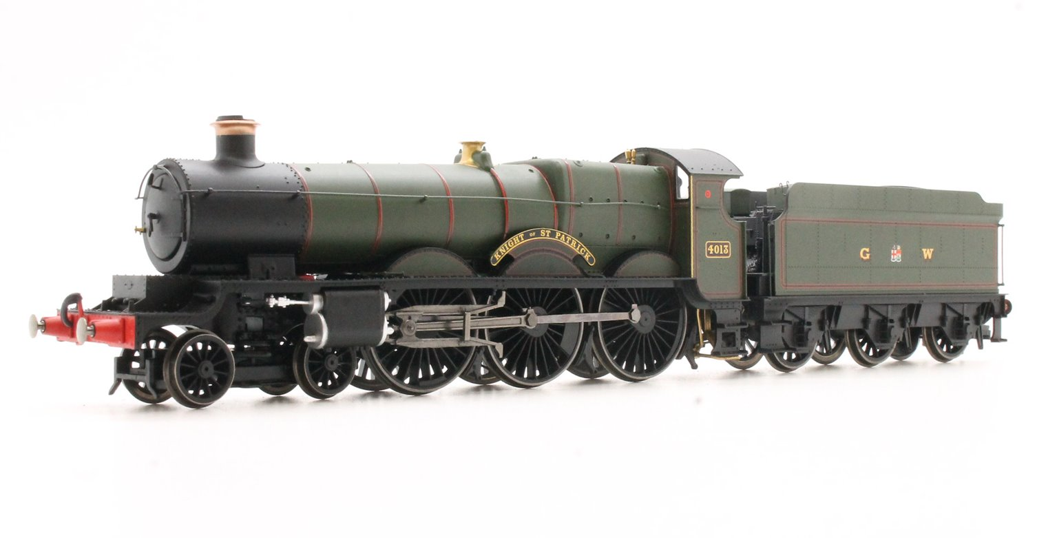 GWR 4-6-0 'Knight of St Patrick' '4013' 4000 Star Class