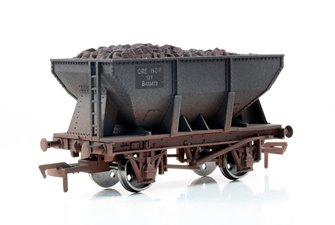 BR 24 Ton Steel Ore Hopper Wagon - Weathered