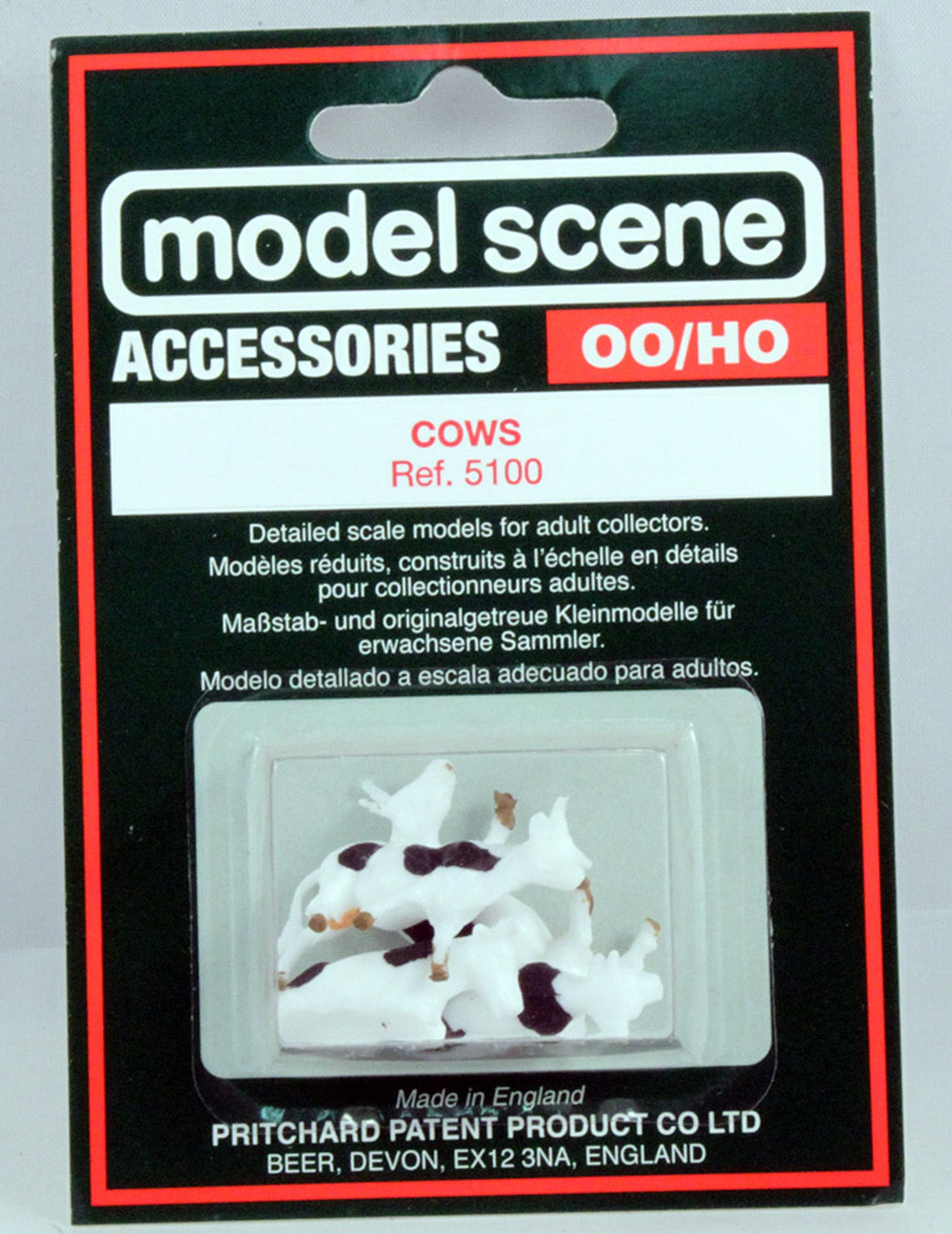 Cows (Pack of 4)