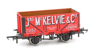 7 Plank Mineral Wagon Jas McKelvie London No.2082