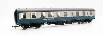 BR Mk1 RU Restaurant Car Blue & Grey E1974