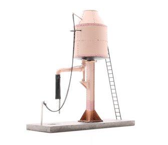 Parachute Water Tower