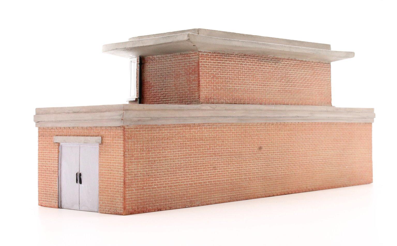 Art Deco Signal Box