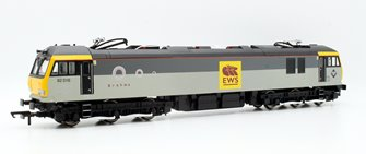 EWS Co-Co 'Brahms' Class 92016 Electric Locomotive