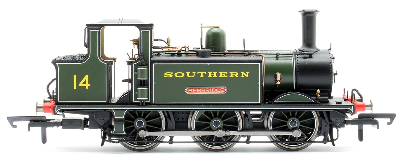 'Bembridge' SR Green Terrier 0-6-0 Tank Locomotive No.W14