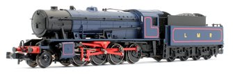 WD Austerity Class 'Major-General Mc Mullen' LMR Blue 2-8-0 Steam Locomotive No.79250