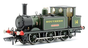 'Bembridge' SR Green Terrier 0-6-0 Tank Locomotive No.W14 DCC Fitted