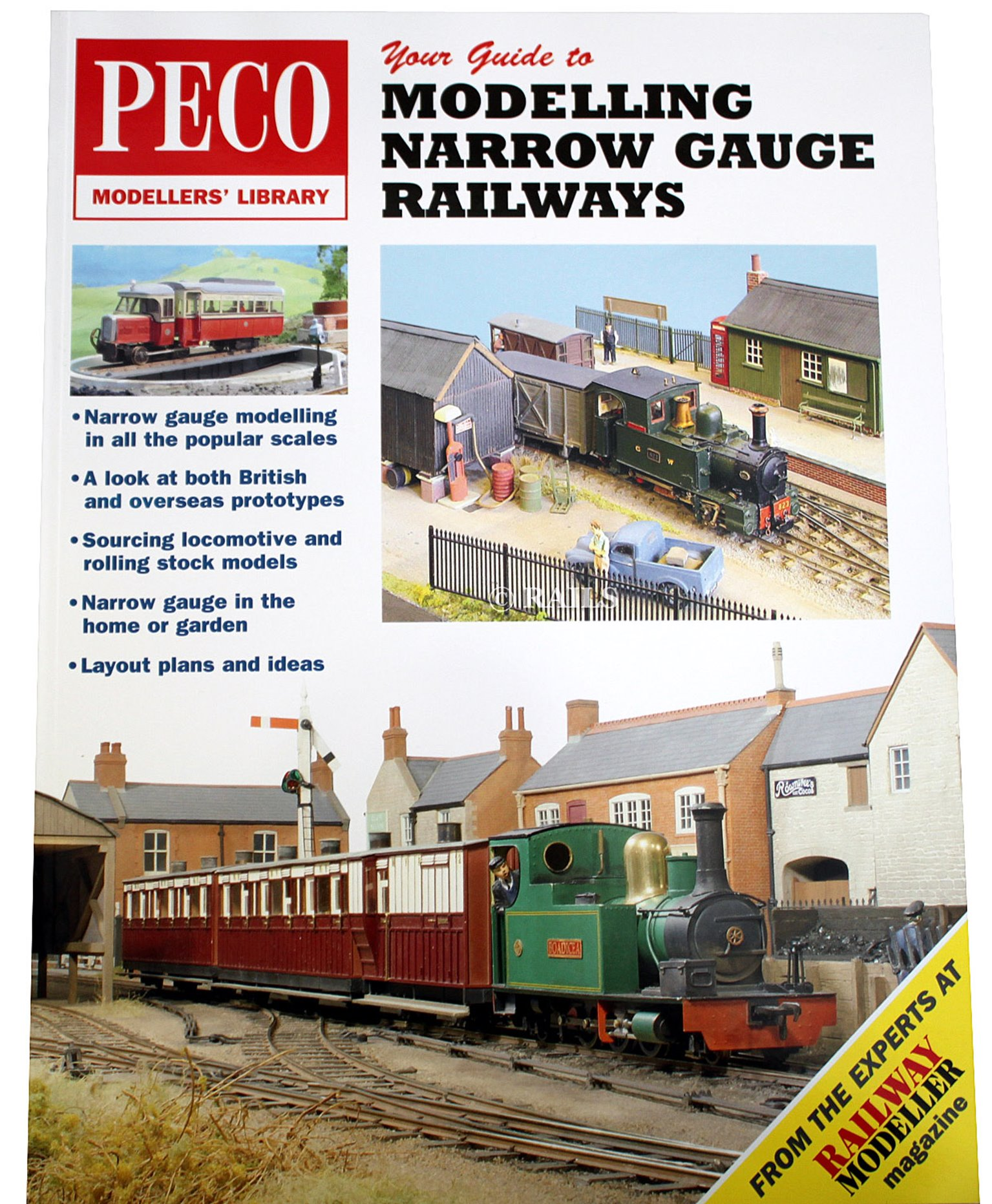 PM-203 Your Guide to Modelling Narrow Gauge Railways