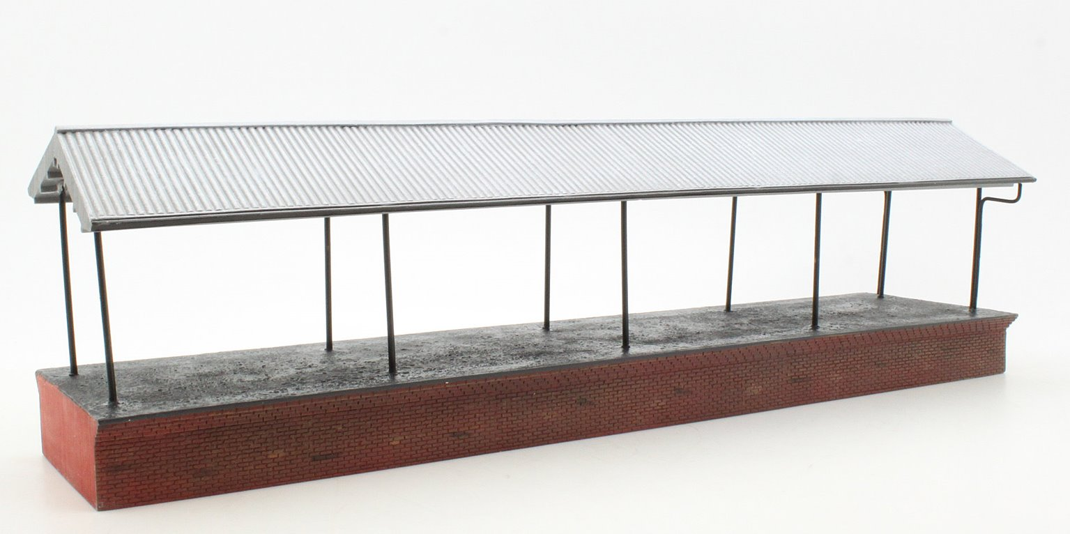 Hornby Skaledale R9815 - Covered Loading Bay