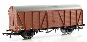 LMS 4 Wheel CCT Van