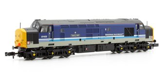 Class 37/4 37422 'Robert.F.Fairlie' Regional Railways Diesel Locomotive - FREE UK POST