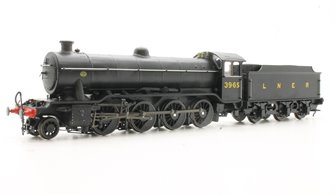 LNER Class 02/3 'Tango' 2-8-0 #3965 LNER Black - Stepped Tender