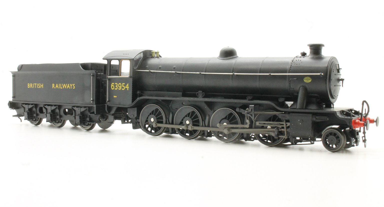 Ex-LNER Class 02/3 'Tango' 2-8-0 #63954 'BRITISH RAILWAYS' Black - Stepped Tender