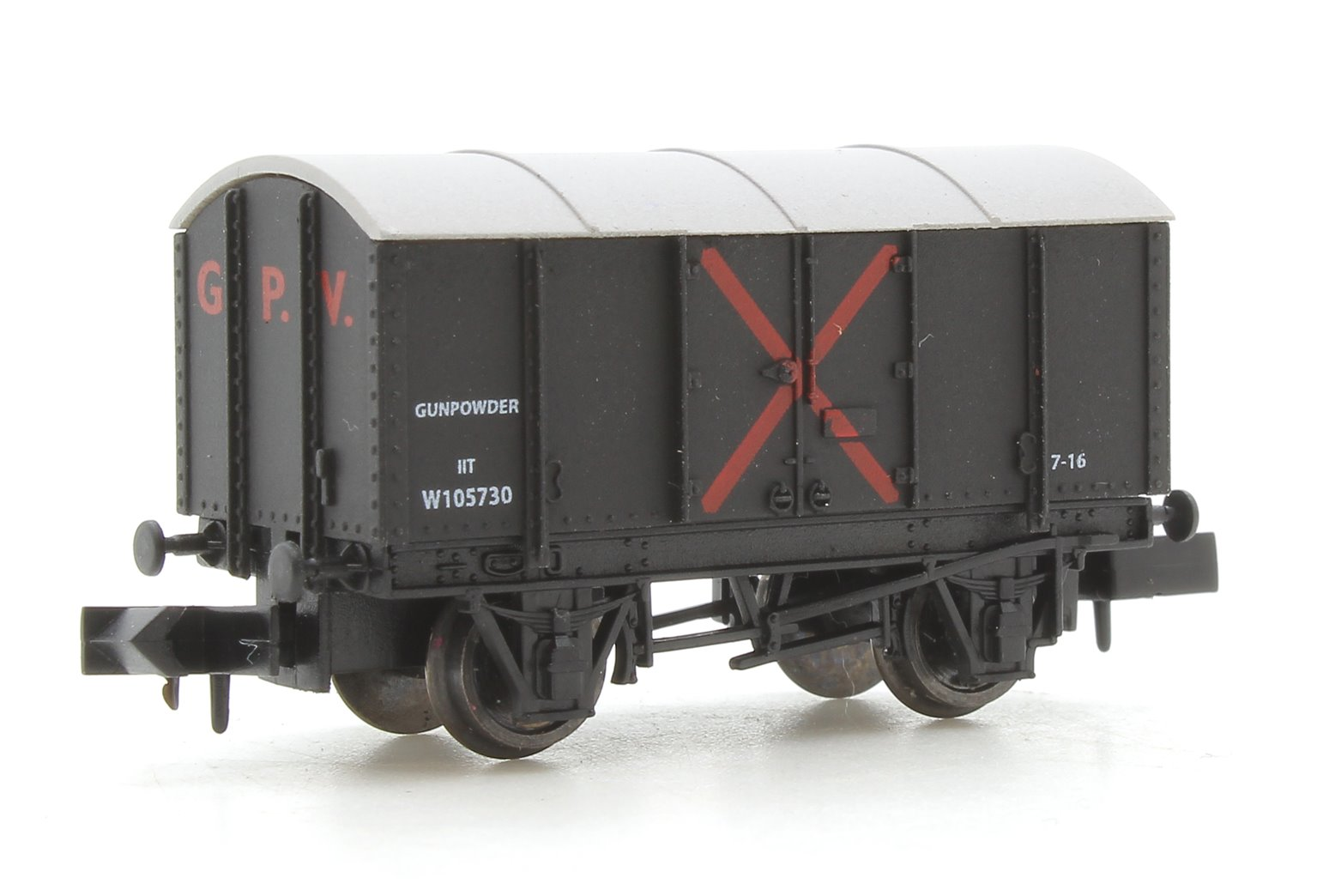 Gunpowder Van GWR W105730
