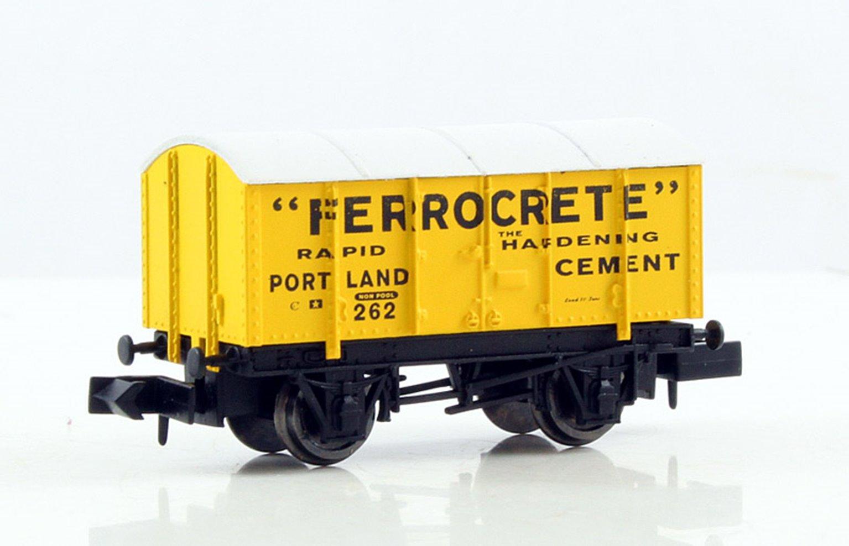 Ferrocrete Gunpowder Van
