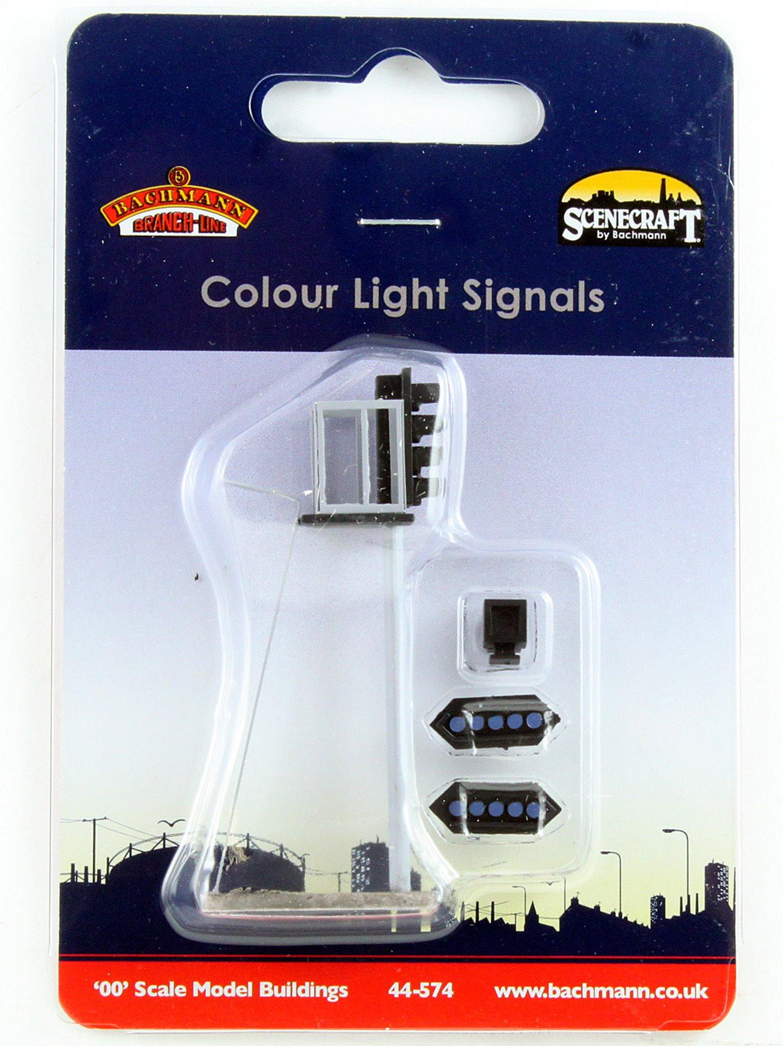 Colour Light Signals