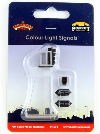 Colour Light Signals