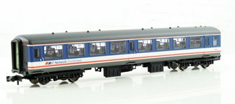 BR MK2A TSO Tourist Second Open Network SouthEast