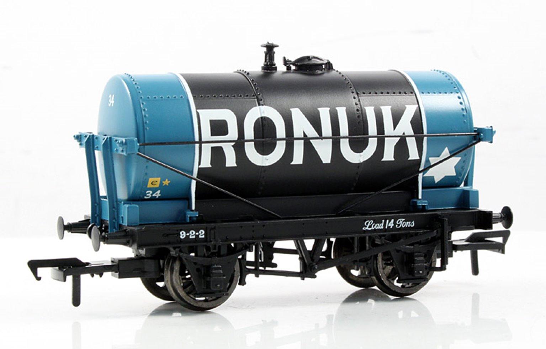 14 Ton Tank Wagon 'Ronuk'