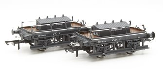 SHUNTERS TRUCKS PACK OF 2