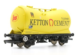 PCA Vee Tank Wagon 'Ketton Cement'