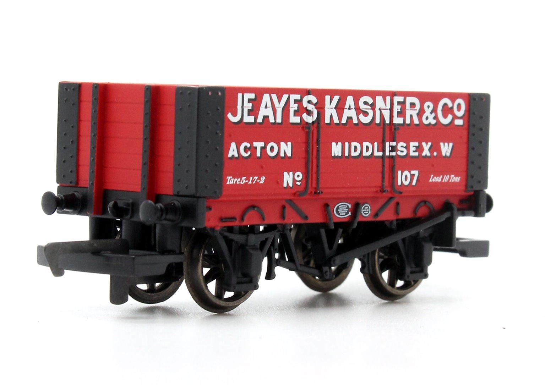 6 Plank Wagon 'Jeayes Kasner & Co'