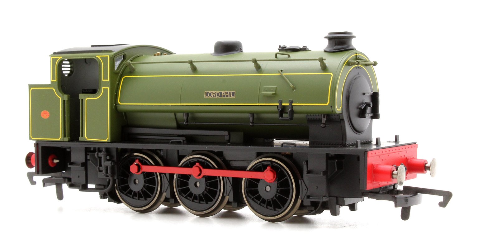 0-6-0ST 'Lord Phil' J94 Class Locomotive