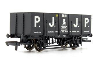 21 Ton Mineral Wagon 'PJ & JP'