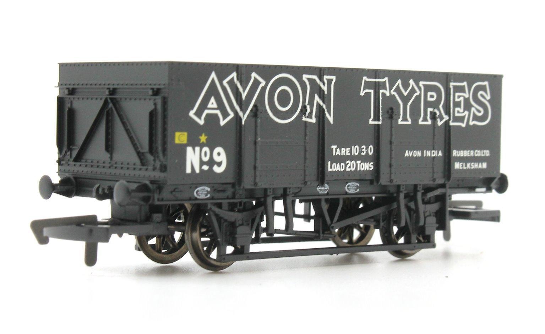 21 Ton Mineral Wagon 'Avon Tyres'