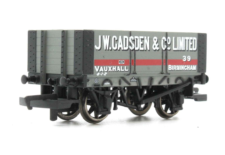 6 Plank Wagon 'J W Gadsden'