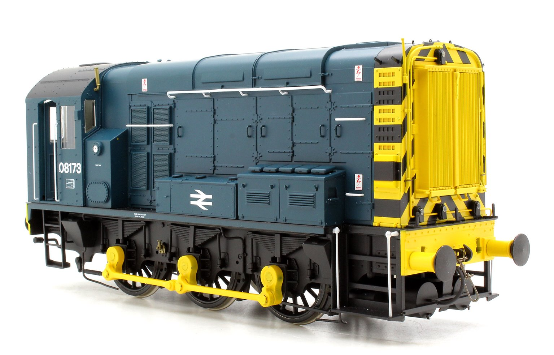 Class 08 BR Blue 08173 No Ladder (DCC-Sound)