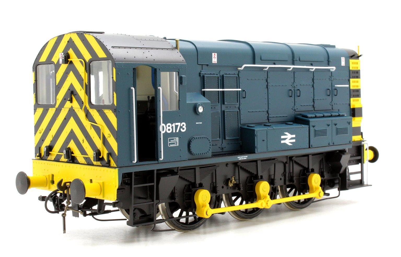 Class 08 BR Blue 08173 No Ladder
