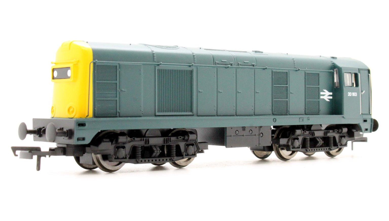 RailRoad Class 20 '20163' Locomotive with TTS Sound